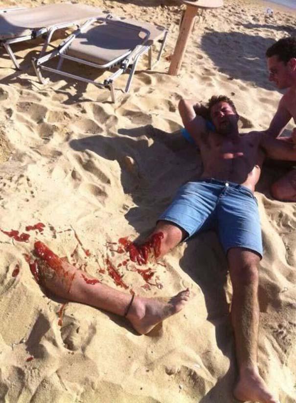 27 κωμικοτραγικά σκηνικά που θα συναντήσεις στην παραλία (16)
