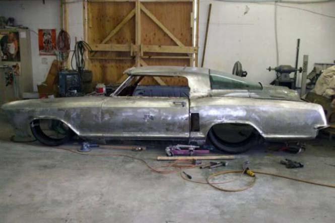Αποκατάσταση μιας Buick (3)