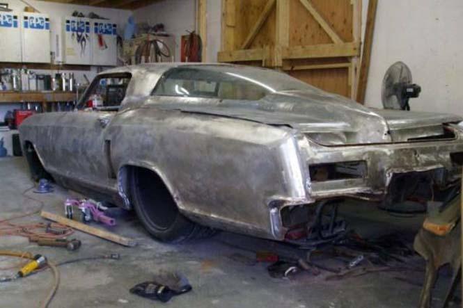 Αποκατάσταση μιας Buick (4)