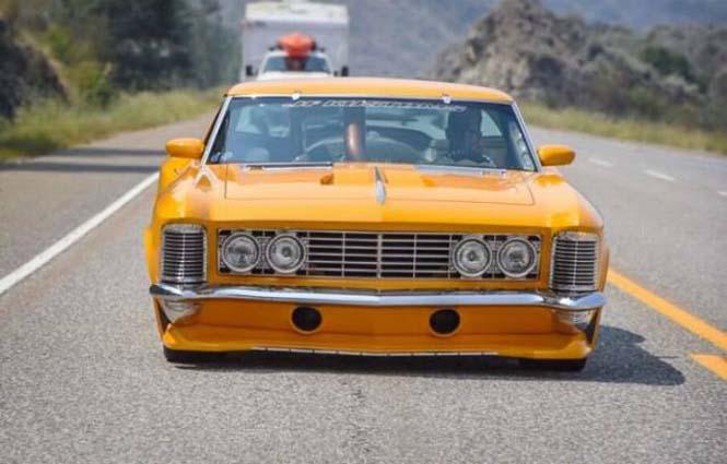 Αποκατάσταση μιας Buick (12)