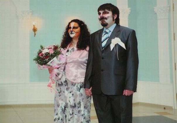 Αστείες φωτογραφίες γάμων #50 (1)