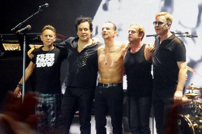 Οι Depeche Mode το 1981 και σήμερα (3)