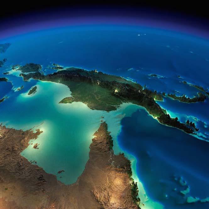 Εκπληκτικές νυχτερινές εικόνες της Γης (23)