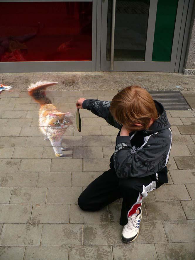 3D τέχνη του δρόμου από τον Nikolaj Arndt (11)