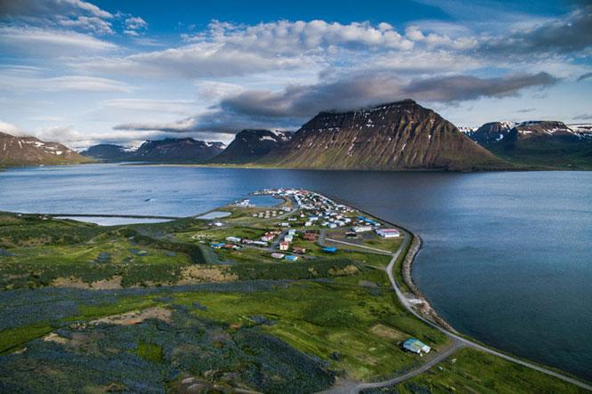 Εναέρια πλάνα από Ισλανδία σε 4K