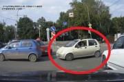 Γυναίκα οδηγός έδειξε το μεσαίο δάχτυλο και το πλήρωσε άμεσα