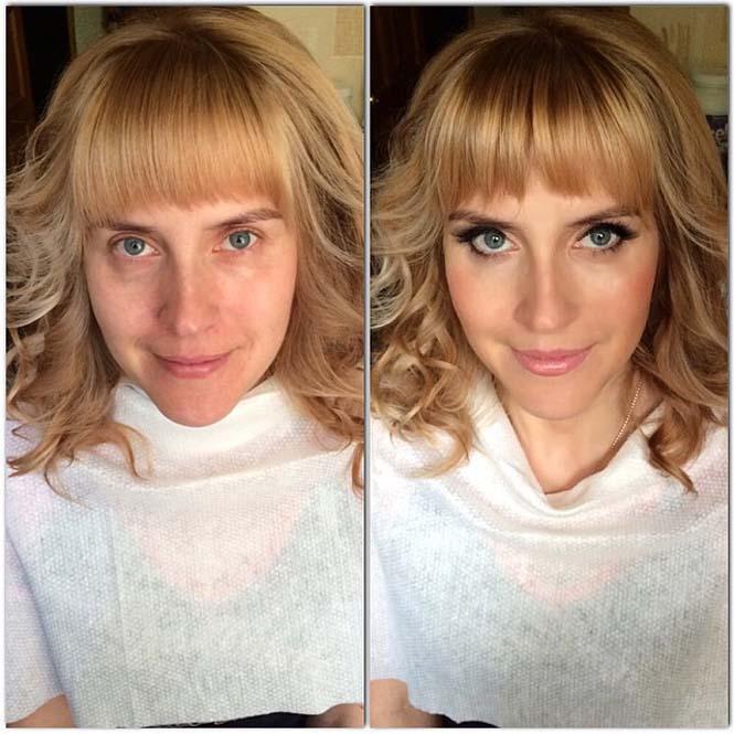 Γυναίκες να μεταμορφώνονται με το μακιγιάζ (14)