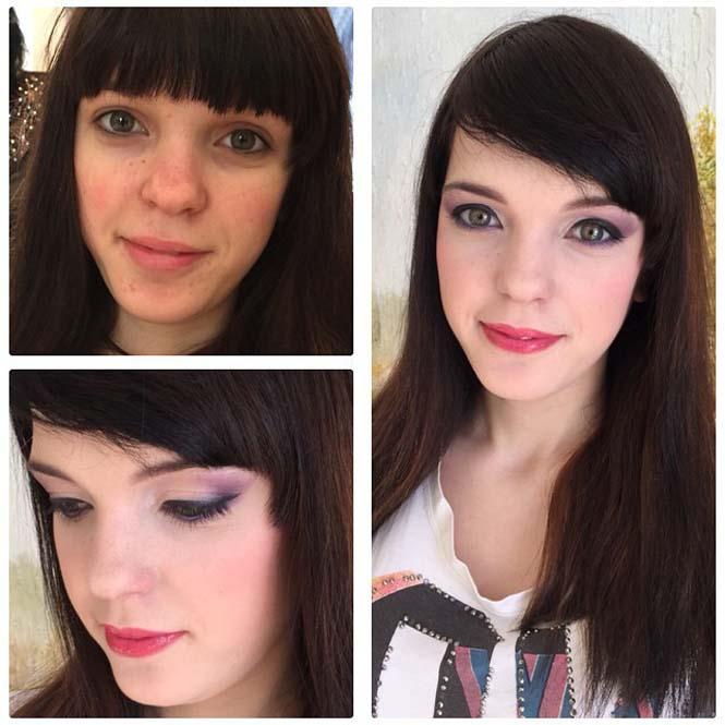 Γυναίκες να μεταμορφώνονται με το μακιγιάζ (23)