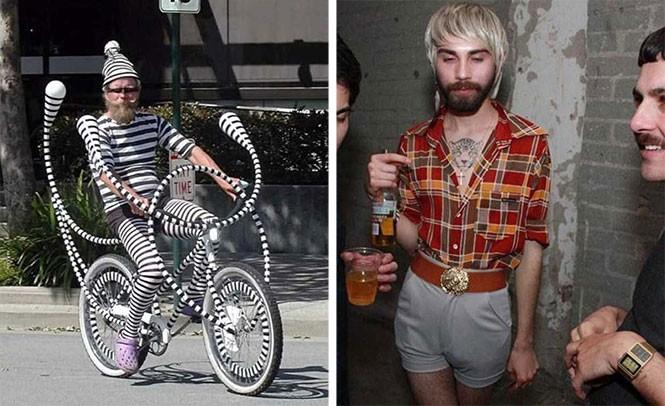 hipsters που έχουν ξεφύγει