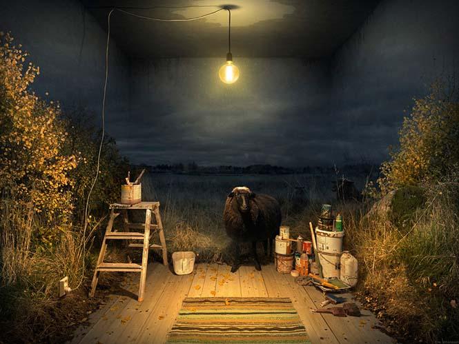 Ο μετρ του Photoshop Erik Johannsson αποκαλύπτει πως δημιουργεί τις επικές εικόνες του (5)