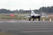 MiG-29 πραγματοποιεί κάθετη απογείωση