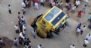 Ασυνήθιστα τροχαία ατυχήματα #31