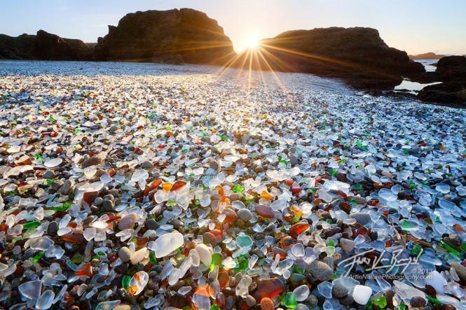 Η γυάλινη παραλία της Καλιφόρνιας | Φωτογραφία της ημέρας