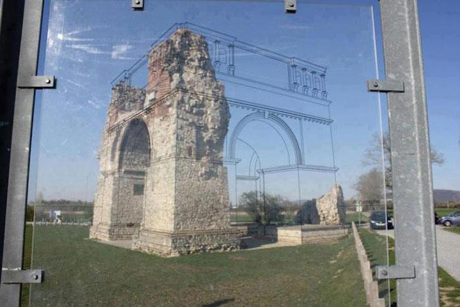Έξυπνος τρόπος για να δείξεις πως ήταν τα αρχαία μνημεία ολοκληρωμένα | Φωτογραφία της ημέρας