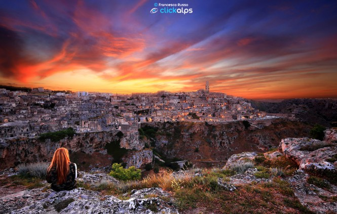 Sassi di Matera, Ιταλία | Φωτογραφία της ημέρας