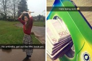 Τα πλουσιόπαιδα του Snapchat επιδεικνύουν την καθημερινότητα τους