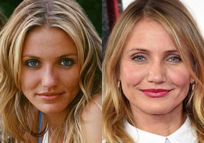 Οι πρωταγωνιστές της ταινίας «Οι Άγγελοι του Τσάρλι» τότε και τώρα (3)