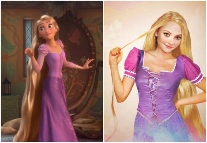 Πως θα έμοιαζαν οι πριγκίπισσες της Disney στην πραγματική ζωή (6)