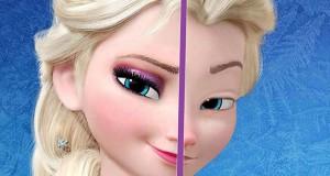 Πως θα ήταν οι πριγκίπισσες της Disney χωρίς μακιγιάζ (Video)