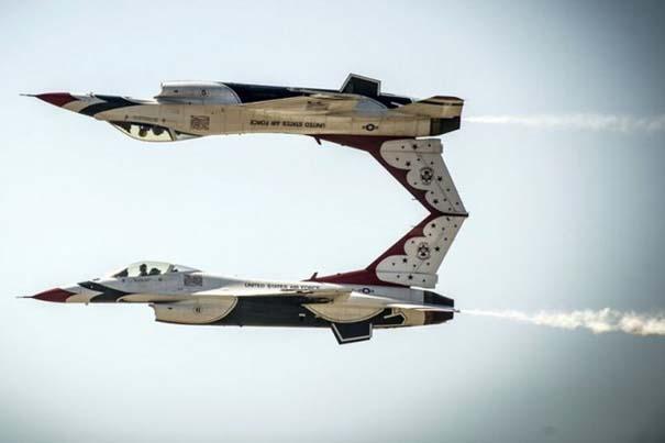 Στρατιωτικές φωτογραφίες που τραβήχτηκαν την κατάλληλη στιγμή (2)