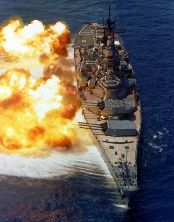 Στρατιωτικές φωτογραφίες που τραβήχτηκαν την κατάλληλη στιγμή (6)