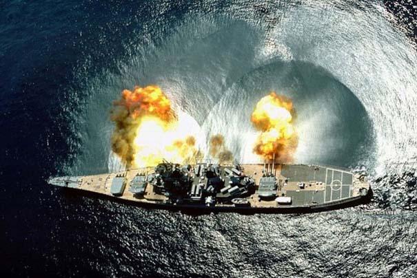 Στρατιωτικές φωτογραφίες που τραβήχτηκαν την κατάλληλη στιγμή (8)
