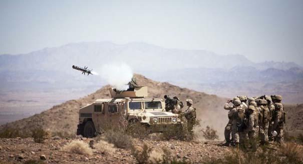 Στρατιωτικές φωτογραφίες που τραβήχτηκαν την κατάλληλη στιγμή (11)