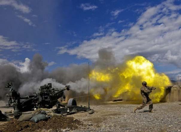 Στρατιωτικές φωτογραφίες που τραβήχτηκαν την κατάλληλη στιγμή (12)