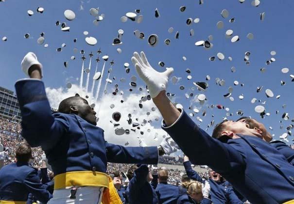 Στρατιωτικές φωτογραφίες που τραβήχτηκαν την κατάλληλη στιγμή (13)