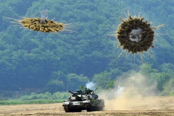 Στρατιωτικές φωτογραφίες που τραβήχτηκαν την κατάλληλη στιγμή (20)