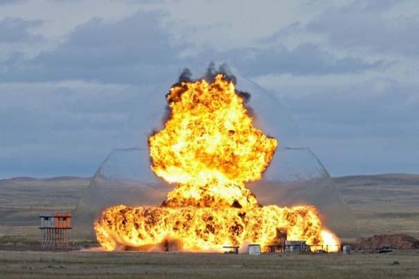 Στρατιωτικές φωτογραφίες που τραβήχτηκαν την κατάλληλη στιγμή (34)