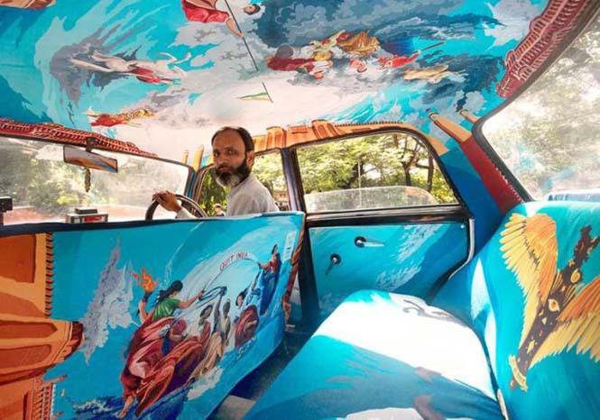 Ταξί στην Μουμπάι (1)
