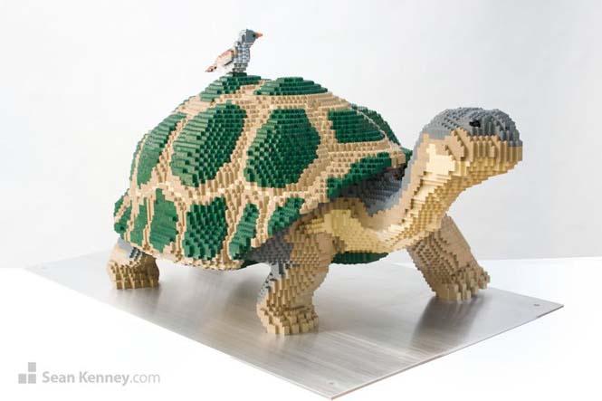 Ζώα από Lego (4)