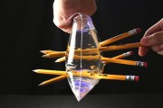 10 επιστημονικά τρικ με υγρά