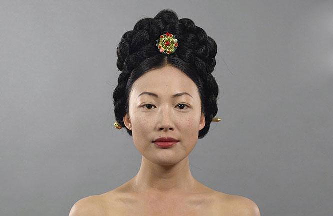 100 χρόνια Κορεάτικης ομορφιάς σε 1,5 λεπτό
