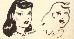 Καρτουνίστες κλήθηκαν να σχεδιάσουν σκίτσα με τα μάτια κλειστά