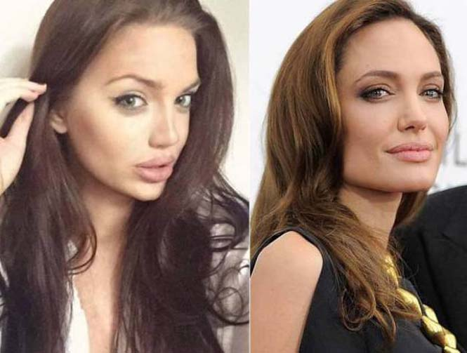 Chelsea Marr - Σωσίας Angelina Jolie (2)