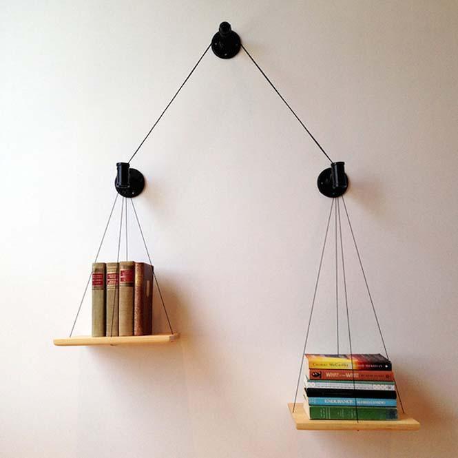 Δημιουργικοί τρόποι για την οργάνωση βιβλίων (3)