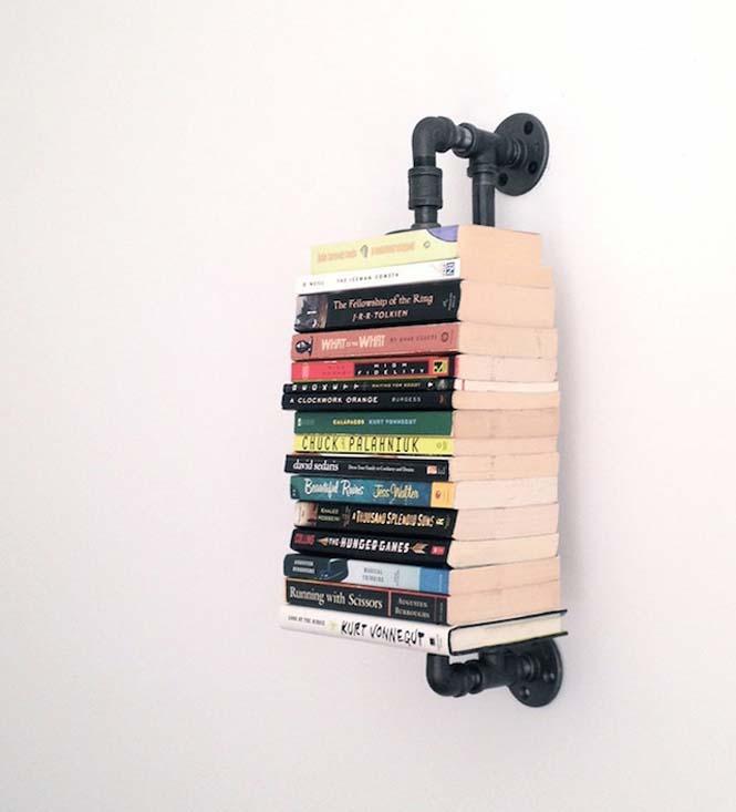 Δημιουργικοί τρόποι για την οργάνωση βιβλίων (4)