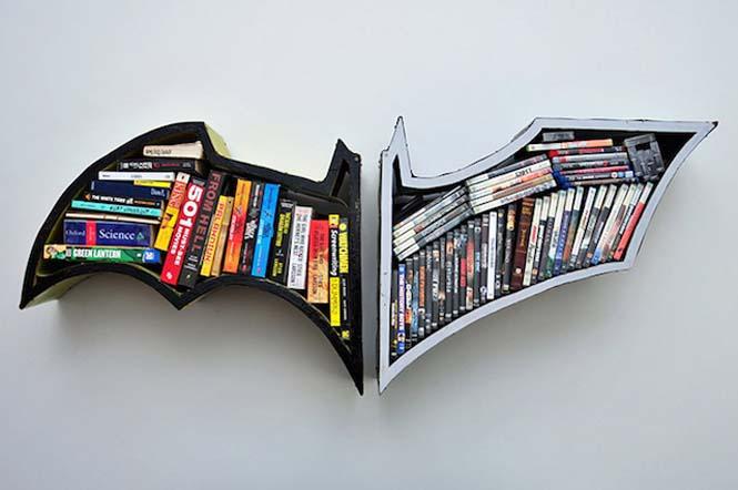 Δημιουργικοί τρόποι για την οργάνωση βιβλίων (5)