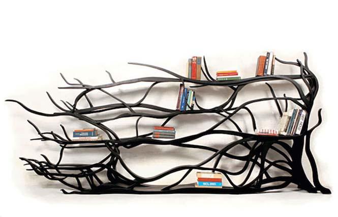 Δημιουργικοί τρόποι για την οργάνωση βιβλίων (10)