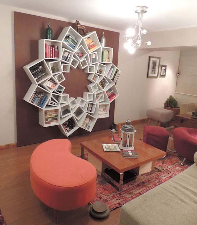 Δημιουργικοί τρόποι για την οργάνωση βιβλίων (11)