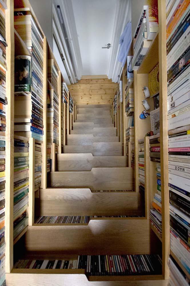 Δημιουργικοί τρόποι για την οργάνωση βιβλίων (13)