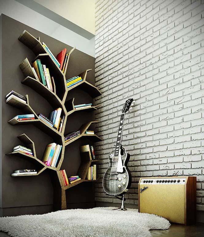 Δημιουργικοί τρόποι για την οργάνωση βιβλίων (19)