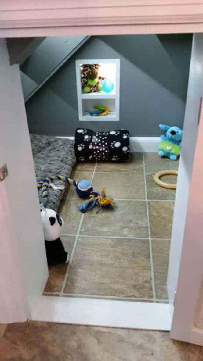 Δημιουργικός ιδιοκτήτης κατοικιδίου έφτιαξε το τέλειο σκυλόσπιτο (7)