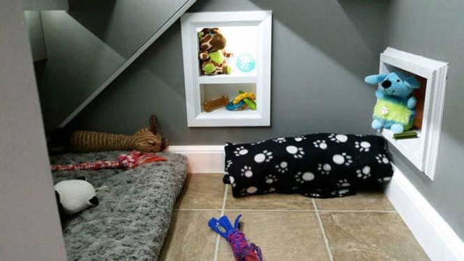 Δημιουργικός ιδιοκτήτης κατοικιδίου έφτιαξε το τέλειο σκυλόσπιτο (8)