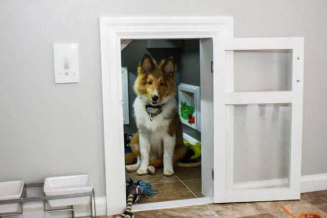 Δημιουργικός ιδιοκτήτης κατοικιδίου έφτιαξε το τέλειο σκυλόσπιτο (9)