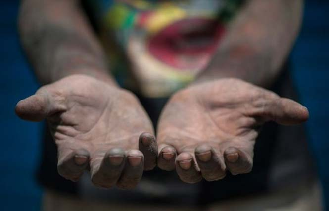 Οι δύτες υπονόμων στο Δελχί έχουν μια από τις πιο αηδιαστικές δουλειές στον κόσμο (6)