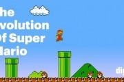 Η εξέλιξη του Super Mario