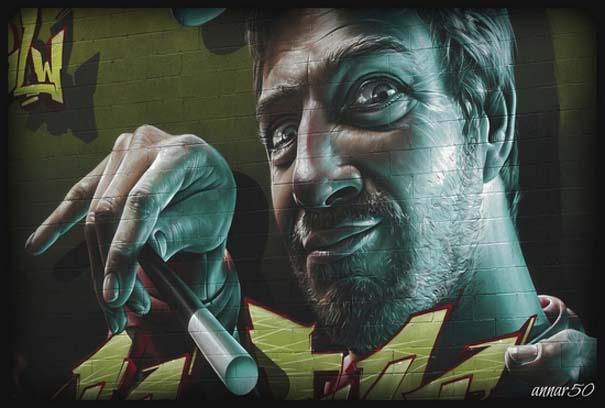 Εντυπωσιακά graffiti #17 (2)